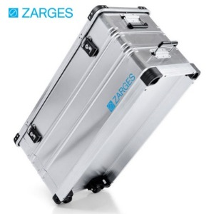 알루미늄 하드 케이스 [ZARGES] K424 XC Mobile Box No. 41815F / 41815D