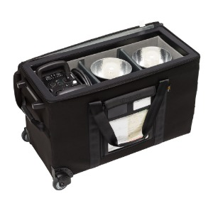 AIR CASE MEDIUM LIGHTING CASE W WHEELS